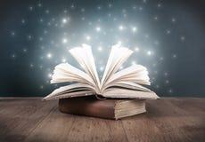 Libro di fiaba Fotografie Stock