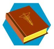 Libro di medicina Fotografia Stock