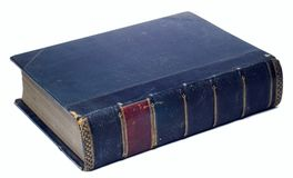 Libro di menzogne fotografie stock libere da diritti