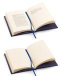 Libro di Oben con il percorso di residuo della potatura meccanica Immagine Stock