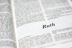 Libro di Ruth immagine stock