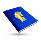 Libro di strategia Immagine Stock