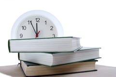 Libro di tempo Immagine Stock