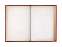 Libro di vista superiore Immagini Stock Libere da Diritti