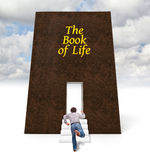 Libro di vita Fotografie Stock Libere da Diritti