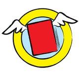 Libro di volo illustrazione vettoriale