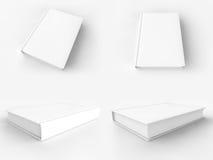 Libro en blanco Stock de ilustración