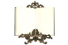 Libro en blanco Fotos de archivo libres de regalías