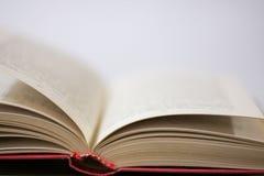 Libro en el vector Fotos de archivo