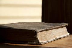 Libro envejecido Imagen de archivo