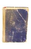 Libro gastado viejo aislado imágenes de archivo libres de regalías