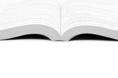 Libro genérico Imagenes de archivo