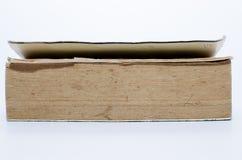 Libro gordo viejo imagen de archivo libre de regalías