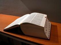 Libro grande Imagen de archivo libre de regalías