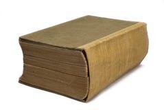 Libro grueso de la vendimia Imágenes de archivo libres de regalías