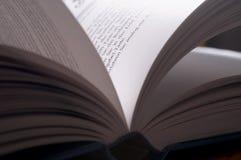 libro lanciato Immagine Stock Libera da Diritti