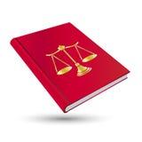 Libro legale Fotografie Stock