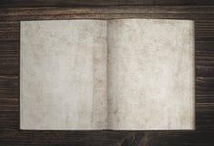 Libro llano Imagenes de archivo