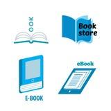 Libro Logo Design Fotografía de archivo libre de regalías