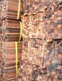 Libro macchina di legno Fotografia Stock Libera da Diritti