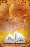 Libro magico illustrazione vettoriale