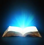Libro magico Immagine Stock Libera da Diritti