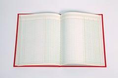 Libro mayor Imagenes de archivo