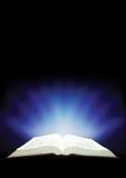 Libro mágico Foto de archivo libre de regalías