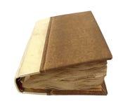 Libro misterioso viejo Fotografía de archivo libre de regalías