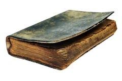 Libro molto vecchio Immagini Stock