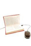 Libro netto Fotografia Stock