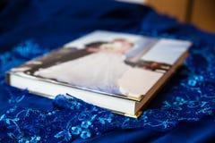 Libro per le foto Immagine Stock Libera da Diritti
