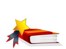Libro premiado Imágenes de archivo libres de regalías