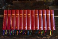 Libro religioso Fotografia Stock Libera da Diritti