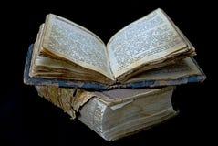 Libro religioso viejo Foto de archivo