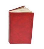 Libro rojo Imágenes de archivo libres de regalías