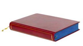 Libro rojo Fotos de archivo libres de regalías