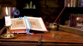 Libro sagrado almacen de video