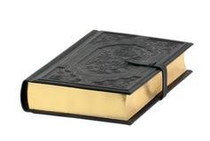 Libro santo cerrado de Koran Fotografía de archivo