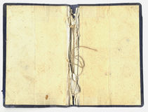 Libro sin un tema foto de archivo libre de regalías