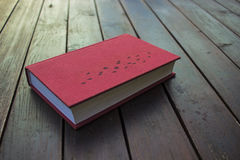 Libro solo Fotografie Stock Libere da Diritti