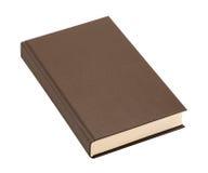 Libro su priorità bassa bianca Immagine Stock