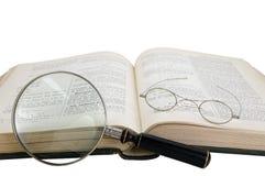 Libro-un Immagine Stock