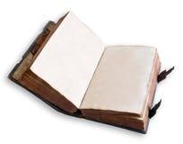Libro vacío Imagen de archivo libre de regalías