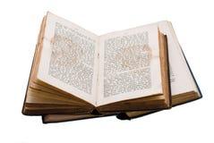 Libro vecchio Fotografia Stock