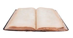 Libro vecchio Fotografie Stock