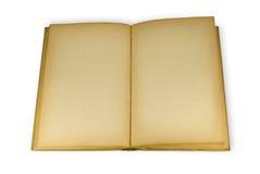 Libro vecchio Immagine Stock