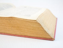 Libro viejo Foto de archivo