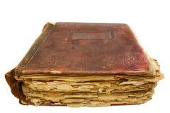 Libro viejo Fotos de archivo
