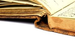 Libro viejo Imagen de archivo